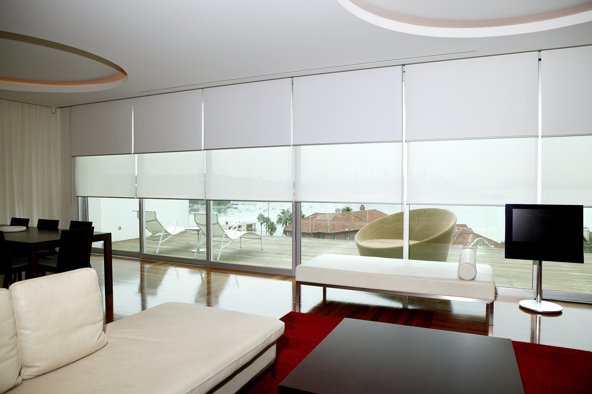 Dual Roller Blinds Ensure Your Privacy With Dual Blinds